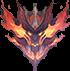 Dragon Flame Shield Image