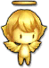 Gold Angel Image