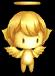 Gold Angel Blueprint Image