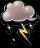 Lightning Cloud Image