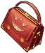 Red Square Bag Image