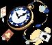 Reverse Clock Image