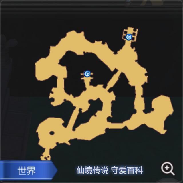 Undersea Cave Image