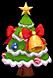 Warm Christmas Tree Blueprint Image
