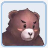 Zipper Bear Image